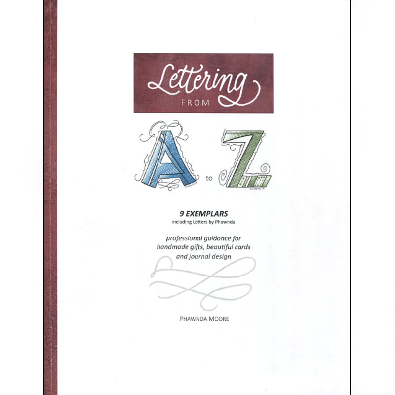 Lettering from A to Z / Moore