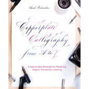 Copperplate Calligraphy from A to Z / Richardson