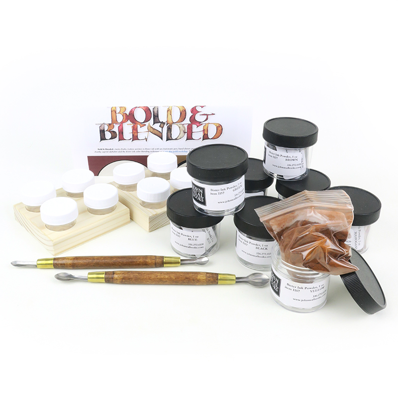 Bister Ink Complete Kit