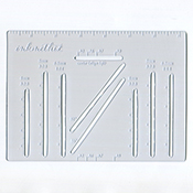 inkmethis Envelope Ruler