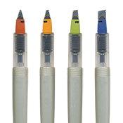 Set of 4 Left-hand Parallel Pens