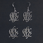 ABC-XYZ Earrings