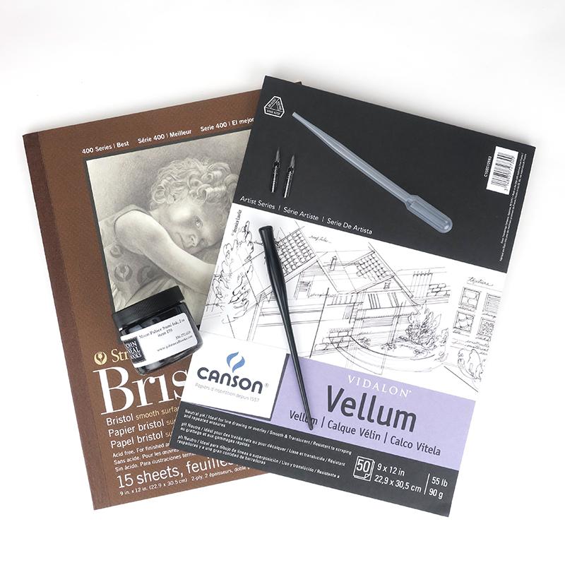 IfSoInklined Dip Pen Class Kit