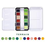 Watercolor Confections: Terrain