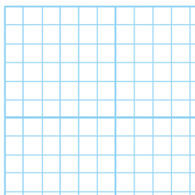 JNB Graph Pad 11x17, 50 Sheets