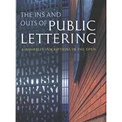 Ins and Outs of Public Lettering / Waithe et al.