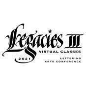 Legacies III 2021 Virtual Conference Supply Order