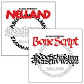 Bone Script / Neuland / DuBosch