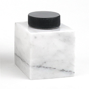 Marble Cube Inkwell