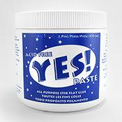 Yes! Stikflat Glue