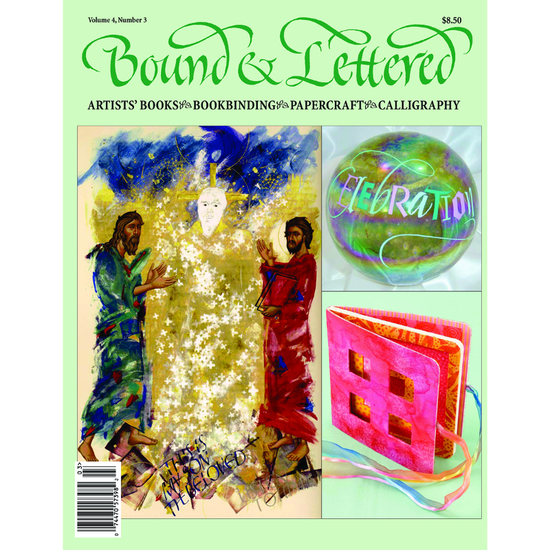 Bound & Lettered Vol.4, No.3
