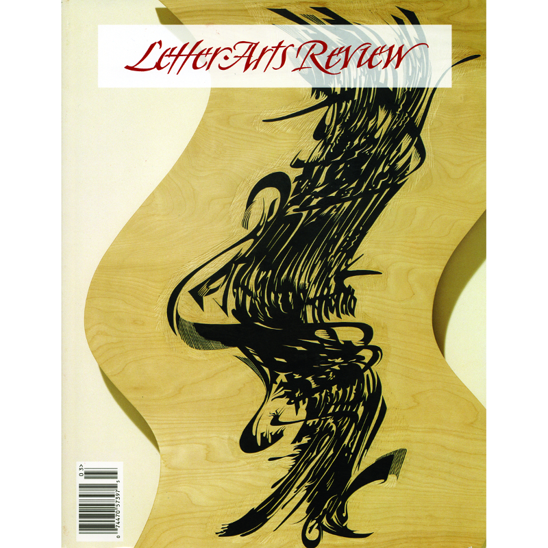 Letter Arts Review Vol.19, No.3: 2004 Annual