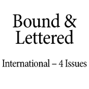 Bound & Lettered 4 Issues Other Countries