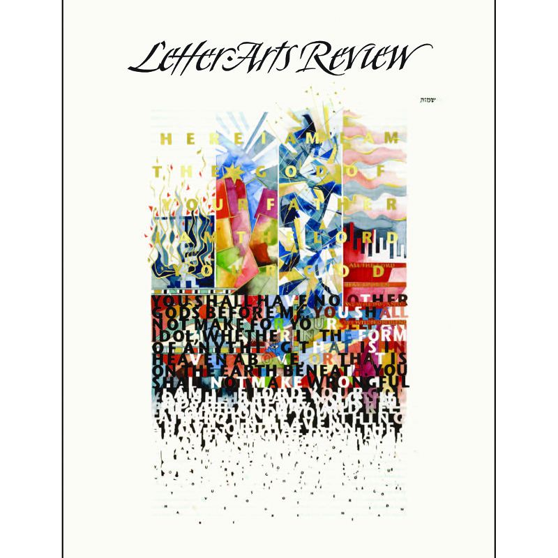 Letter Arts Review Vol.20, No.1