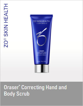 ZO Enhancers - Oraser Correcting Hand and Body Scrub