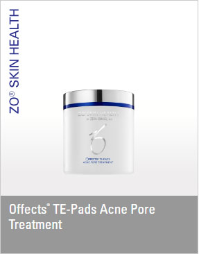 ZO Oil Control & Tone - TE-Pads Acne Pore Treatment