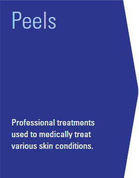 ZO Peels Skin Care Products