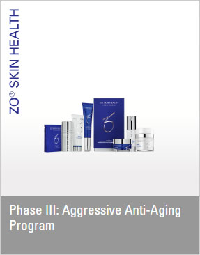 ZO Skin Care Phase III - Aggressive Anti-Aging Program