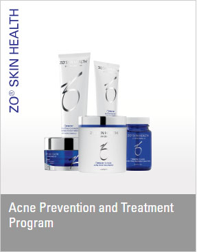 ZO Skin Care Acne Prevention and Treatment Program