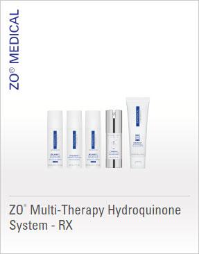 ZO Multi-Therapy Hydroquinone System - RX