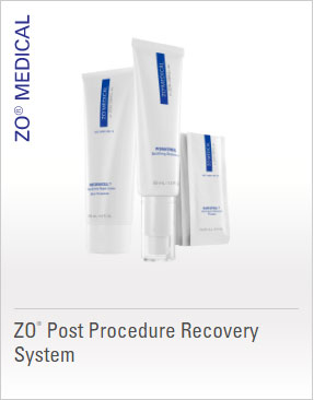 ZO Post Procedure Recovery System