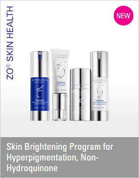 ZO Skin Brightening Program for Hyperpigmentation - Non-Hydroquinone