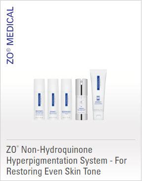 ZO Non-Hydroquinone Hyperpigmentation System - For Restoring Even Skin Tone