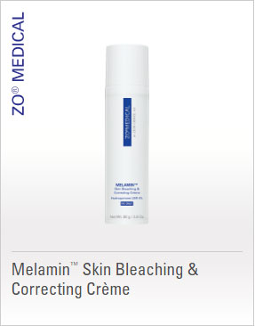 ZO Treatment - Melamin Skin Bleaching & Correcting Creme