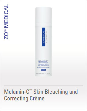ZO Treatment - Melamin-C Skin Bleaching and Correcting Creme