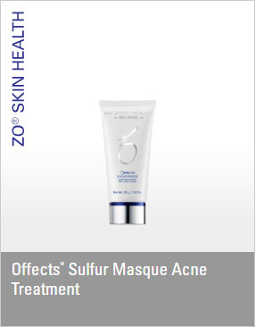 ZO Treatment - Offects Sulfur Masque Acne Treatment