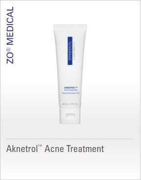 ZO Treatment - Aknetrol Acne Treatment