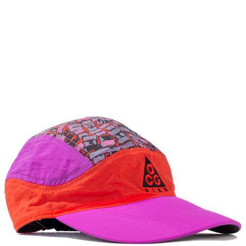 99d5285b Nike ACG Tailwind Cap Habanero Red / Vivid Purple