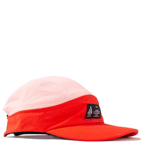 7dce8af65610d Nike ACG Tailwind Cap Habanero Red   Bleached Coral