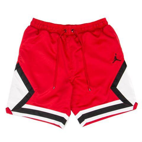 de7cc04ba06483 Jordan Satin Diamond Shorts   Gym Red