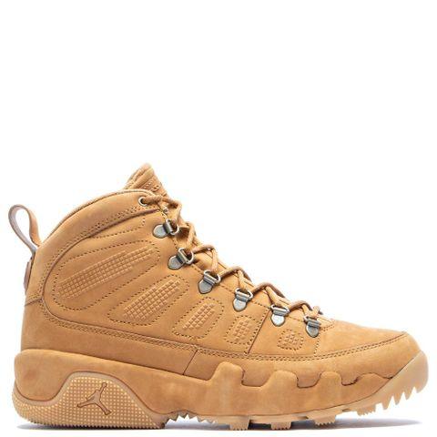 7573a854905 Jordan 9 Retro NRG Boot Wheat / Wheat