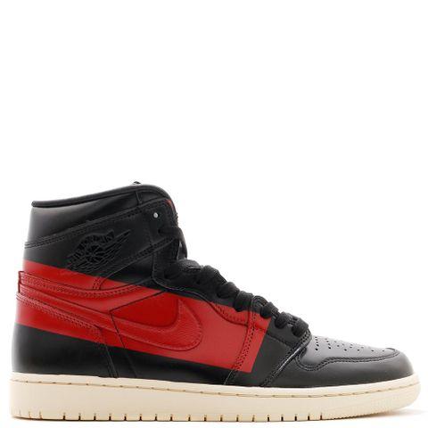73ab86a26056d0 Jordan 1 Retro High OG Defiant Couture Black   Gym Red