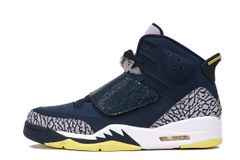 best deals on d7a10 bf383 ... GS White Prism Blue-Wolf Grey. JORDAN SON OF MARS - ARMORY NAVY