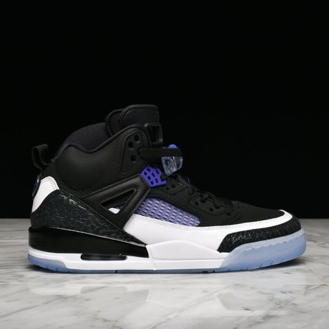 8f000252dbb6 JORDAN SPIZIKE - BLACK   DARK PURPLE   WHITE