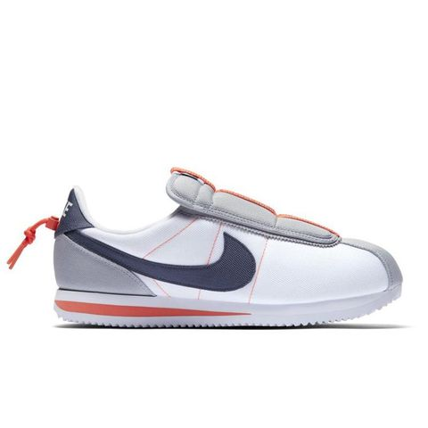 Nike CORTEZ KENNY IV WHITE/THUNDER BLUE-WOLF GREY-TURF ORANGE AV2950-100