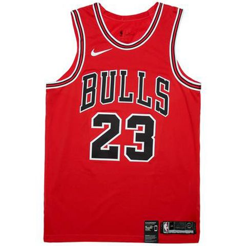 1ee5766b1d2 Michael Jordan Authentic Chicago Bull Jersey  Icon Edition