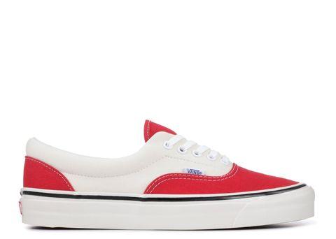 5f7138a5808ecf Vans Era 95 Dx (ANAHEIM FACTORY)  OG RED   WHITE