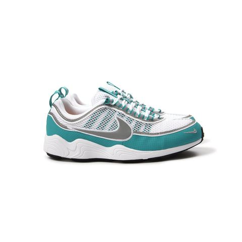 3324508a0952 Nike Air Zoom Spiridon (White Silver-Turbo Green)