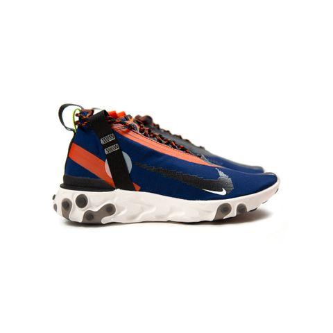 Nike React Mid WR ISPA (Blue Void/Black-Team Orange-Phantom) AT3143-400
