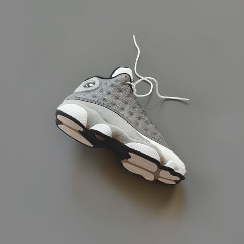 57a105e2e51 Nike Air Jordan 13 Retro - Atmosphere Grey / Black / White