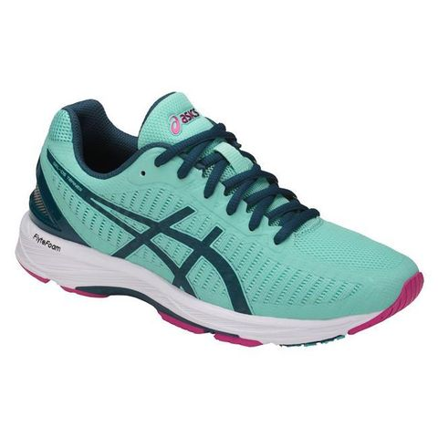 9161d6c7013e Asics Women s Gel-DS Trainer 23 - Aruba Blue Ink Blue Fuchsia Purple