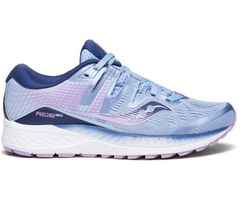 e4df45626a4 Saucony Women s Ride ISO - Blue Navy Purple ...