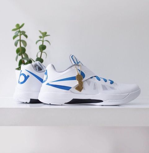 Nike Zoom KD IV CT16 QS (White/Photo Blue-Wolf Grey) 6/7