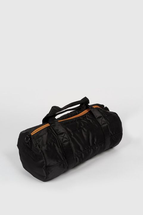 4ea82c9641a ADIDAS X PORTER 2 WAY BOSTON BAG BLACK ORANGE