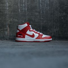 outlet store 919a8 b794e NIKE SB ZOOM DUNK HIGH PRO UNIVERSITY RED
