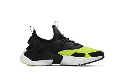 3c1de2e99 Nike Air Huarache Drift Black/Volt AH7334-700